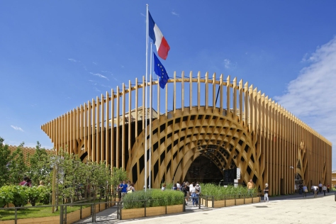 Pavillon France - Expo Milano 2015