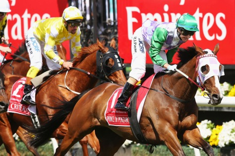 Highlights From Melbourne Cup Day