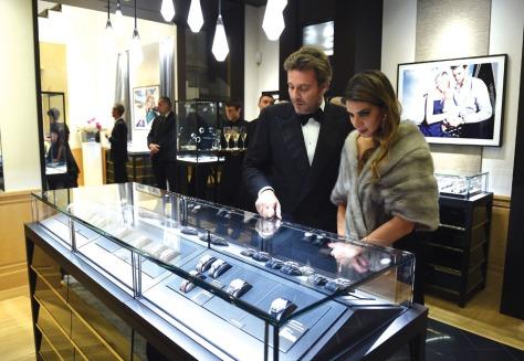 PIAGET Opening Milan