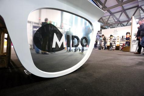 MIDO 2017 - Milano Eyewear Show