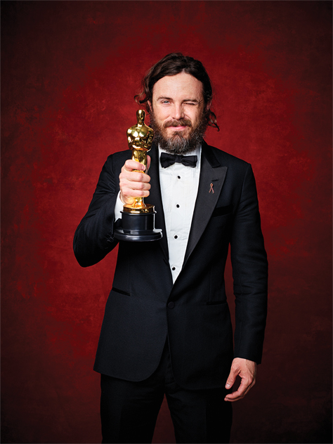 89th Oscars, Winner Portraits
