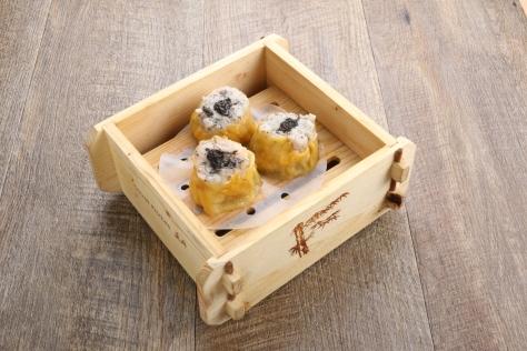 Black Truffle Pork Dumpling