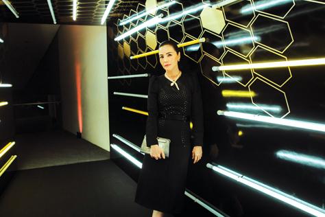 Singaporean actress Zoe Tay - Copy